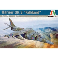 "Harrier GR.3 ""Falkland"" (1:72)"