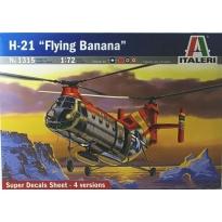 "H-21 ""Flying Banana"" (1:72)"