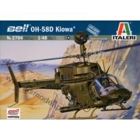 OH-58D Kiowa (1:48)