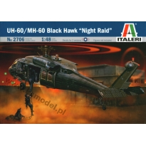 "UH-60 / MH-60 Black Hawk ""Night Raid"" (1:48)"