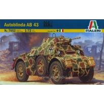 Autoblinda AB 43 (1:72)