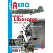 Jakab Aero Consolidated B-24 Liberator Mk.III,Mk.V a Mk.VI