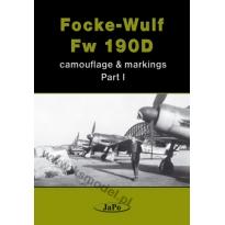 Focke-Wulf Fw 190 D camouflage & markings Part I