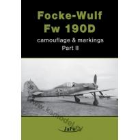 Focke-Wulf Fw 190 D camouflage & markings Part II