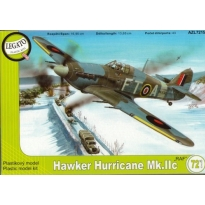 """Hawker Hurricane Mk.IIc """"RAF"""" (1:72)"""