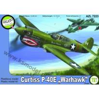 "Curtiss P-40E Warhawk ""Aces"" (1:72)"
