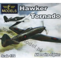 Hawker Tornado (I.prototyp) (1:72)