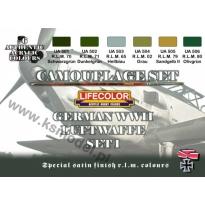German WWII Luftwaffe set 1