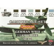 German WWII Luftwaffe set 2