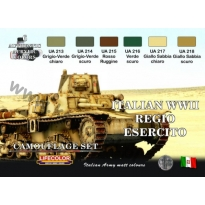 Italian Vehicles Set