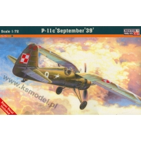 """PZL P-11c """"September '39"""" (1:72)"""