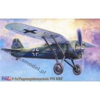 PZL P-7a Flugzeugfuhrerschule FFS A/B2 (1:72)