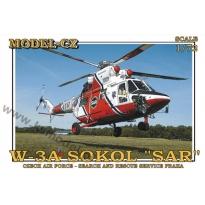 """W-3A Sokol """"SAR"""" 0719 (1:72)"""