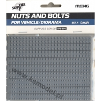 Nuts and Bolts (Set A) Large (1:35)