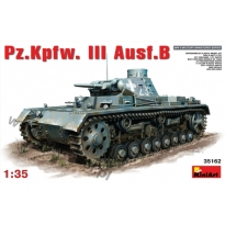 Pz.Kpfw.III Ausf.B (1:35)