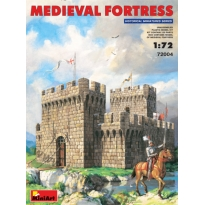 Medieval Fortress (1:72)