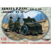 "Armata p.panc. kal.37 mm.""Bofors""wz.36 (1:35)"