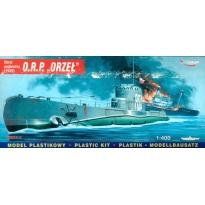 "Okręt podwodny (1939) ORP ""Orzeł"" (1:400)"