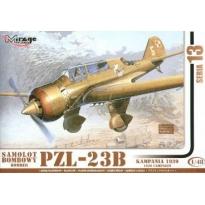 "PZL-23B ""Karaś"" Samolot bombowy (Kampania 1939) (1:48)"