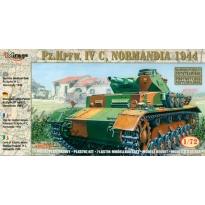 "Pz.Kpfw. IV C ""Normandia 1944"" (1:72)"
