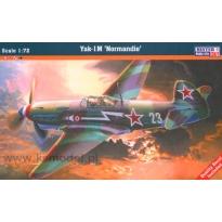 """Yak-1M """"Normandie"""" (1:72)"""