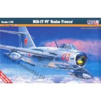 MiG-17 PF 'Radar Fresco' (1:72)