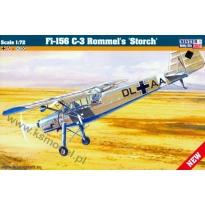 Fieseler Fi-156C-3 Rommel's Storch (1:72)