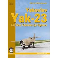 Yakovlev Yak-23 - The first Yakovlev jet fighters
