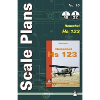 Scale Plans No.10 Henschel Hs 123