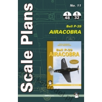 Scale Plans No.11 P-39 Airacobra (1:48, 1:32)