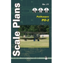 Scale Plans No.21 Polikarpov Po-2 (1:72,1:48,1:32)