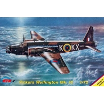 Vickers Wellington Mk.IC (1:72)
