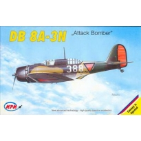 """DB 8A-3N """"Attack Bomber"""" (1:72)"""