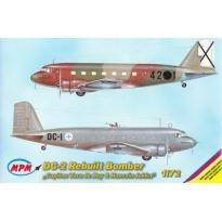 DC-2 Rebuilt Bomber (1:72)