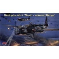 Wellington Mk.II Merlin powered (1:72)