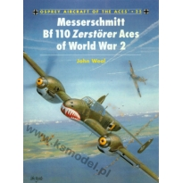 Messerschmitt Bf 110 Zerstörer Aces of World War 2