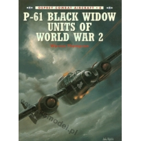 P-61 Black Widow Units of World War 2