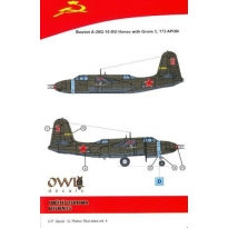 Boston A-20G-10 with Gneis 3 Russian 173 APON (1:48)
