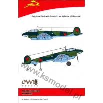 Petjakov Pe-3 with radar Gneis 2,air defence of Moscow (1:48)