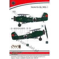Heinkel He 46c German NSGr.1 (1:48)