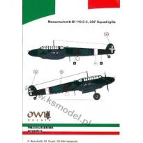 Messerschmitt Bf 110 C-3, 235. Squadrigilia (1:48)