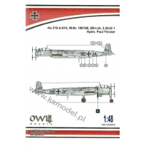 He 219 A-0 GE+JA (Forster) (1:48)