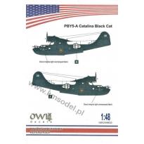 PBY-5A Catalina Black cat (1:48)