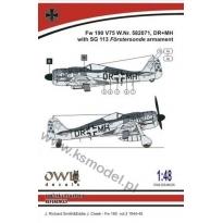 Fw 190 F-8 SG 113 (1:48)