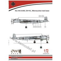 He 219 A-0 DV+DL (Fries/Staffa) (1:72)