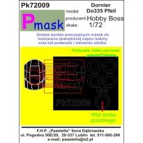 Dornier Do335 Pfeil: Maska (1:72)