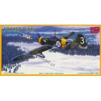 Fokker D.XXI (1:72)