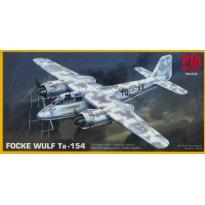 Focke Wulf Ta-154 (1:72)