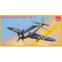 Hawker Sea Fury FB11 (1:72)