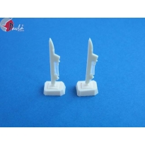 Weapon pylon APU-23 (1:72)